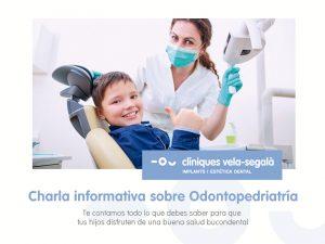 Charla Informativa sobre Odontopediatría en Viladecans el 7 de abril