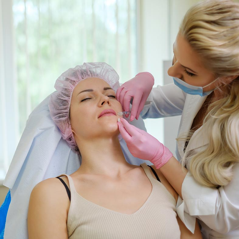mesoterapia gingival