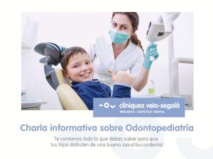 Charla Informativa sobre Odontopediatría en Viladecans
