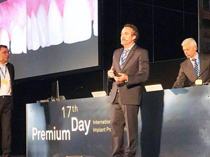 Los Dres. Vela y Rodríguez participan como ponentes en el Premium Day de Sweden&Martina